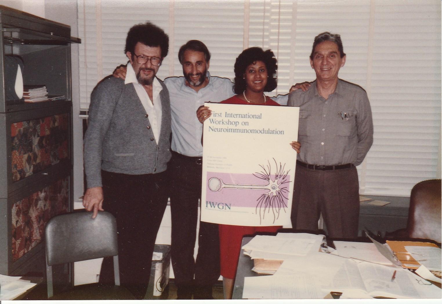 PNEI 1984. Il gruppo di lavoro